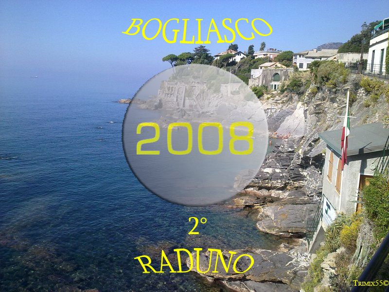 2° Raduno Bogliasco 2008