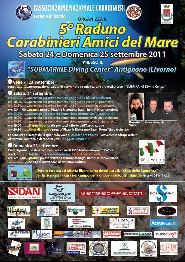 5° Raduno Livorno 2011