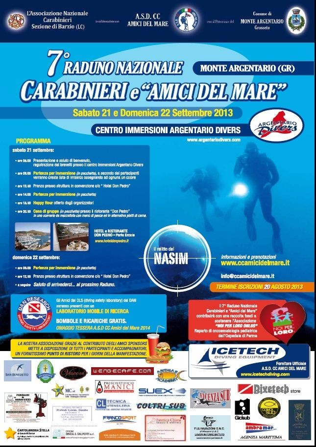 7° Raduno P.to Ercole 2013