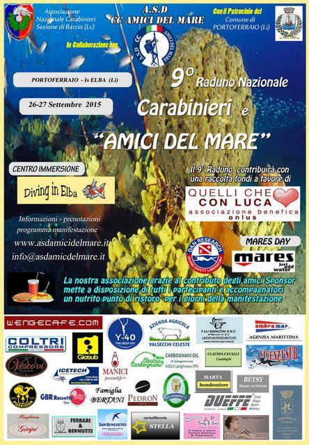 9°Raduno Elba 2015